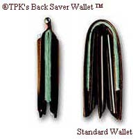Back Saver Wallet Compare