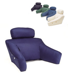 BedLounge reading support pillow