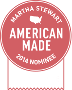 Martha Stewart American Made Award Nominee