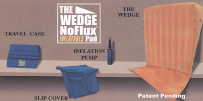 Inflatable Bed Wedge Pump - Accessories