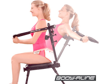 Body Aline Posture Correcting Exercise Machine