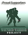 Your Purchase Helps Us Contribute to Wounded Warriors
