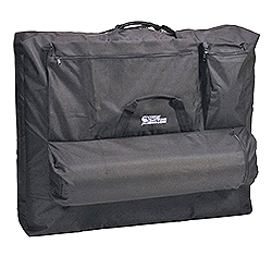 Deluxe 3-Pocket Carry Case - for Oversized Portable Massage Tables
