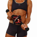 Girls DynaMax Workout for Ripped Abs