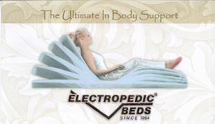 Adjustable Beds Electropedic Best Therapeutic Comfort