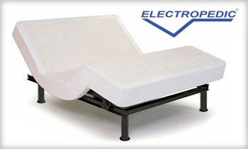 electro pedic adjustable bed base