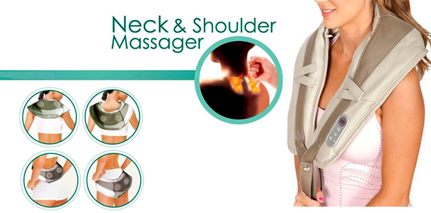 Epulse Neck and Shoulder Tapping Massager