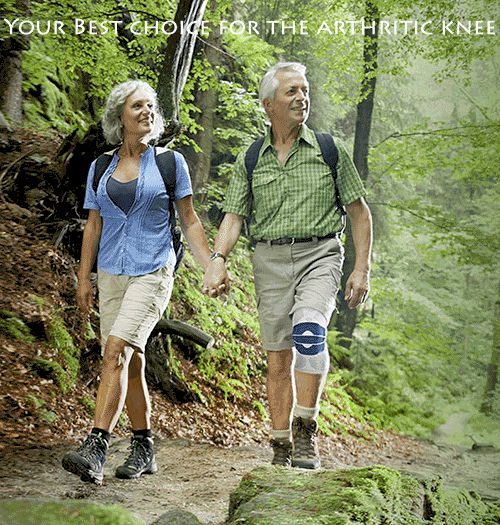 The Arthritis Knee Brace