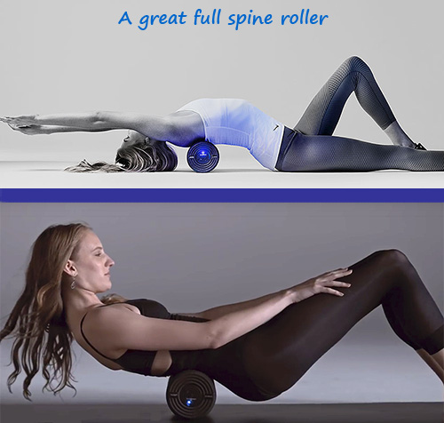 Best Foam Core Roller for spine and back