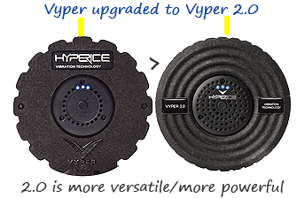 Vyper vs. Vyper 2.0 roller gets stronger and more versatile