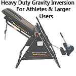 MASTERCARE Sports - Bariatric Use Gravity Inversion - AH6