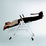 MASTERCARE Back-A-Traction Gravity Inversion For Home Use