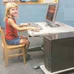 BALT  Computer Desks for Kids - ergonomic workstations and postural minded desks for kids