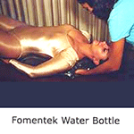 Fomentek Hot Water Bag | Largest Therapeutic Hot/Cold Water Bag
