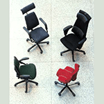 HÅG System Of Office Chairs Main Page