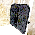 Skwoosh Gel Cradle Lumbar - Back Support Cushion