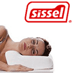 Sissel Orthopedic Neck Pillow - Contoured Support Wave