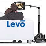 Levo G2 Tablet Stands | Adjustable | Ergonomic Floor Stand