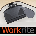 Workrite Banana Board System | Keyboard - Mouse | 2128 | 2133