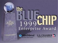 1999 Blue Chip Enterprise Award Winner