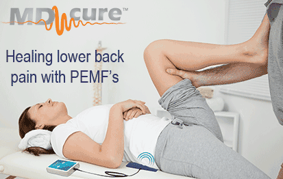MDcure Pulsed Electromagnetic Therapy for Lower Back Pain