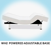 Electropedic WH2 Power Adjustable Base