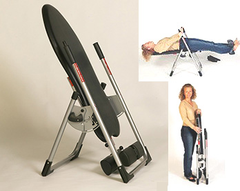 Mastercare Back-A-Traction Home Use Gravity Inversion MINI model M1 Table