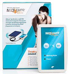 MDcure Unit with Package