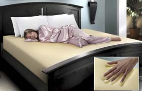 Nimblepedic Memory Foam Mattress Extraordinary Support