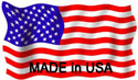 100% made in the USA