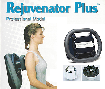 NEW more advanced technology Rejuvenator Plus Massager