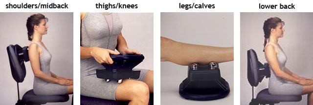 Uses for Rejuvenator Plus Professional Massager
