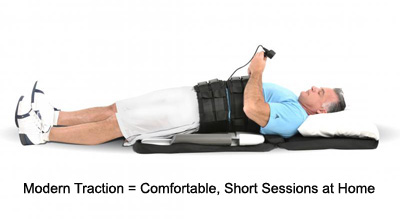 Saunders Lumbar Hometrac State-of-the-art Traction at Home