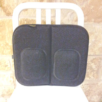 Skwoosh Gel Lumbar Cradle Cushion