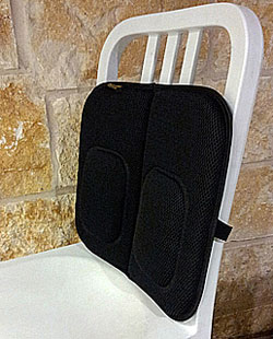 Skwoosh Lumbar Gel Cradle In Chair