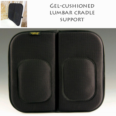 Skwoosh Lumbar Gel Cradle Overview