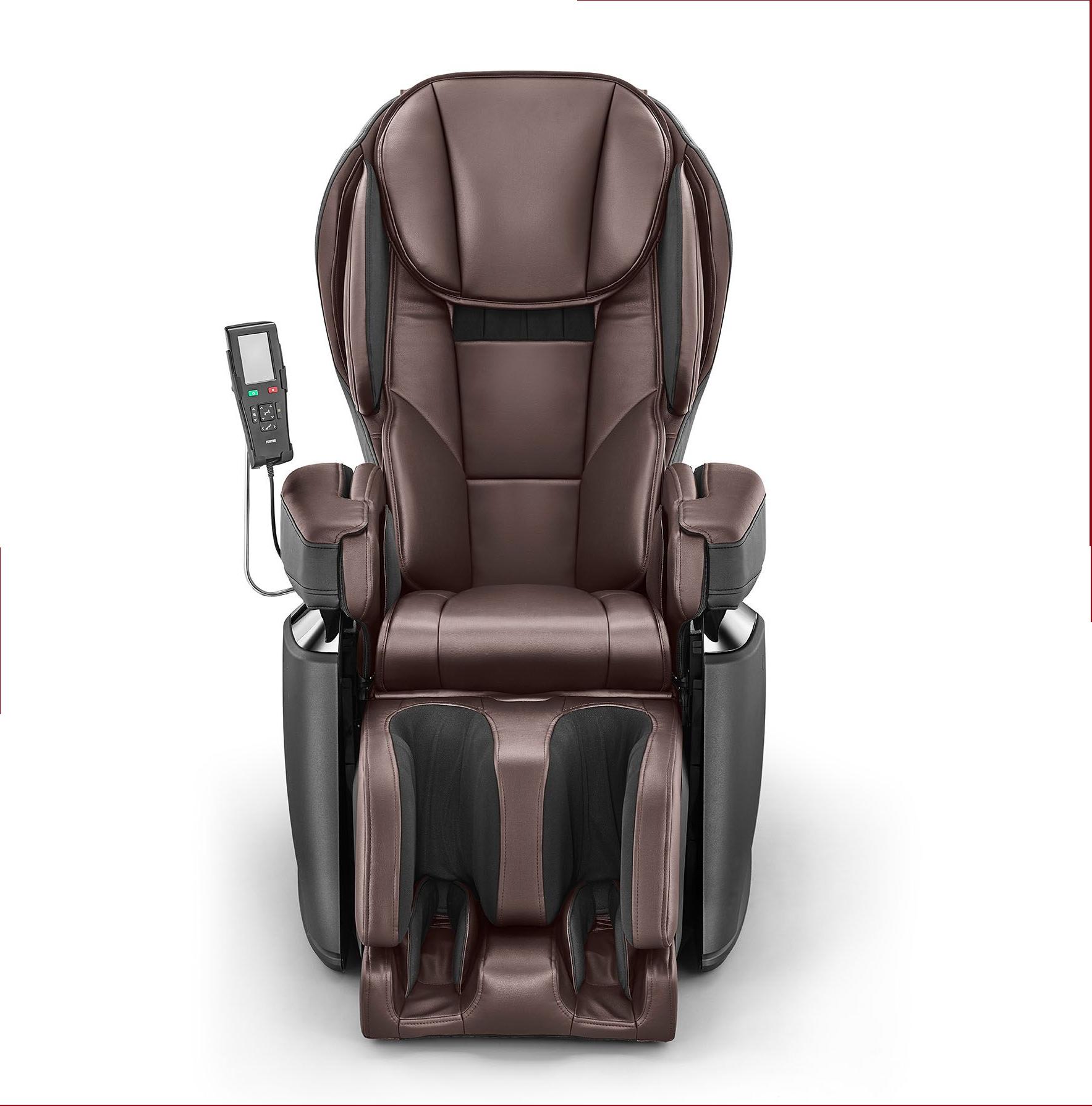 Brown JP1100 Massage Lounger