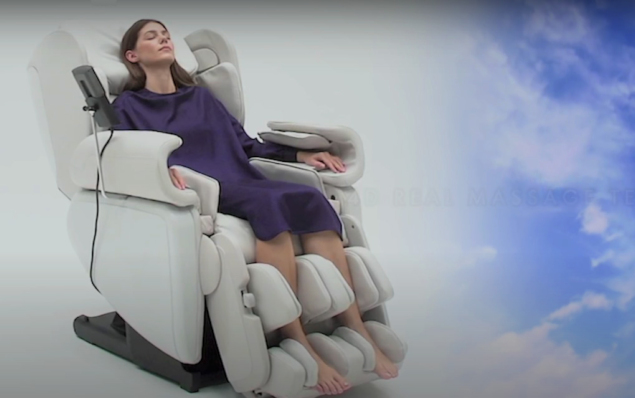 Kagra Massage Lounger by Synca Model J6900