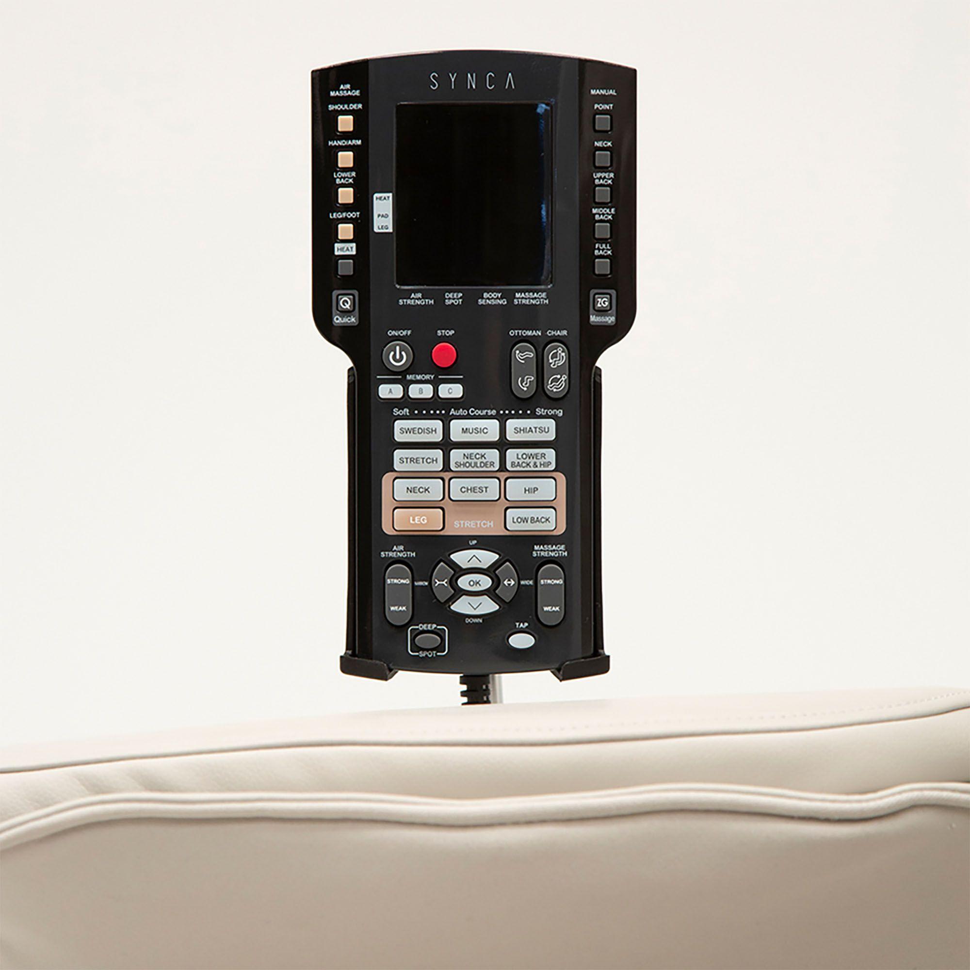 Kagra Massage Recliner remote control