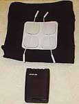 Tens unit pads and supplies