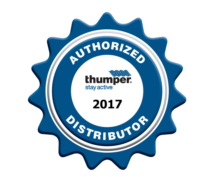 Thumper Approved Authorized dealer for Thumper Mini-Pro