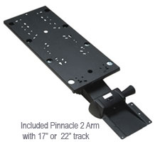Workrite Pinnacle 2 Adjustable Arm 3170